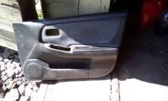 Обшивка двери. Nissan Bluebird, QU14 Двигатель QG18DE