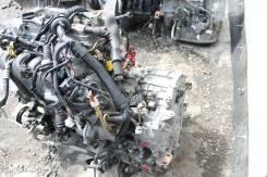Автоматическая коробка переключения передач. Toyota Vitz, NCP91 Toyota Ractis, NCP100, NCP91 Двигатель 1NZFE