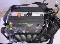 Двигатель в сборе. Honda Accord, CM3, CM2, CM5, CM1, CM6, CL7 Двигатель K20A