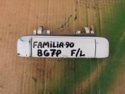 Ручка двери внешняя. Mazda Familia, BG7P