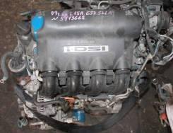 Двигатель в сборе. Honda: Jazz, Fit Aria, Freed Spike, Mobilio Spike, Mobilio, Airwave, Freed, Fit, Partner, Fit Shuttle Двигатели: IDSI, L15A