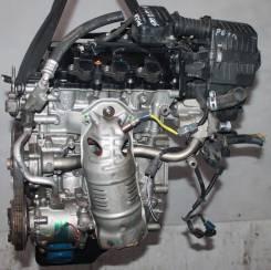 Двигатель в сборе. Honda Life, JB1 Двигатель P07A