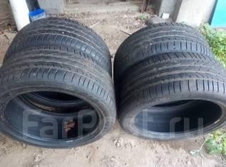 Bridgestone Potenza RE050. Летние, без износа, 4 шт
