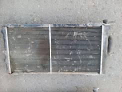 Радиатор охлаждения двигателя. Subaru Leone, AA2, AP2, AL2 Двигатель EA71