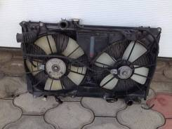 Радиатор охлаждения двигателя. Toyota Altezza, GXE10 Lexus IS200 Двигатель 1GFE