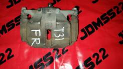 Суппорт тормозной. Nissan X-Trail, T31, TNT31, NT31, DNT31 Nissan Dualis, NJ10, KJ10, J10, KNJ10 Двигатели: M9R, MR20DE, QR25DE