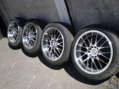 Sakura Wheels R3154. 8.5x18, 5x114.30, ET15, ЦО 73,0мм.