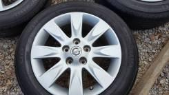 Nissan. 6.5x16, 5x114.30, ET45, ЦО 70,0мм.