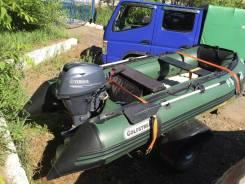 Golfstream. Год: 2012 год, длина 330,00м., двигатель подвесной, 15,00л.с., бензин