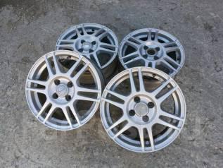 Bridgestone. 6.0x15, 4x100.00, ET38