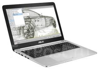 "Asus K501UX. 15.6"", 2,3ГГц, ОЗУ 8192 МБ и больше, диск 1 000 Гб, WiFi, Bluetooth, аккумулятор на 2 ч."