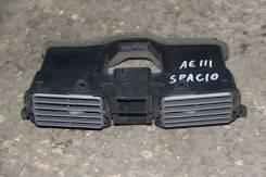 Панель приборов. Toyota Corolla Spacio, AE111N, AE111 Двигатель 4AFE