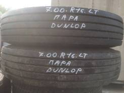 Dunlop SP 185. Летние, износ: 10%, 2 шт