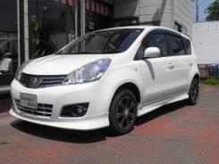 Nissan Note. вариатор, передний, 1.5, бензин, б/п. Под заказ