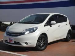 Nissan Note. вариатор, передний, 1.2, бензин, б/п. Под заказ