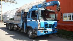 Isuzu Giga. Продаётся грузовик с крановой установкой , 19 001 куб. см., 11 000 кг.