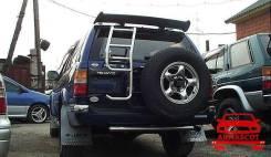 Лестница. Nissan Terrano, LR50, LUR50, LVR50, RR50, PR50, TR50, R50