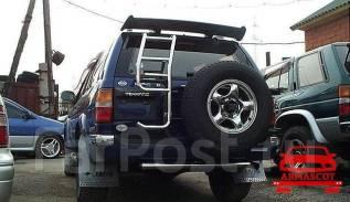 Лестница. Nissan Terrano, LR50, LUR50, LVR50, PR50, R50, RR50, TR50