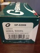 Колодка тормозная. Lexus RX270, GGL10, AGL10, GYL16, GGL16, GYL15, GGL15, GYL10 Lexus RX350, GYL16, GYL15, GGL15, GGL16, AGL10, GGL10, GYL10 Lexus RX4...