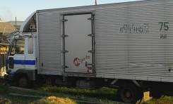 Nissan Diesel. Продаётся грузовой-фургон , 6 920 куб. см., 6 000 кг.