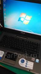 "Asus X51L. 15.4"", 1,9ГГц, ОЗУ 2048 Мб, диск 120 Гб, WiFi, аккумулятор на 1 ч."