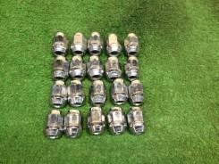 Гайка на колесо. Subaru: Justy, Leone, Rex, Legacy, Sambar, Forester, Impreza (GJ), Impreza (GP WGN), Legacy Lancaster, Impreza (GP XV), Vivio, Doming...