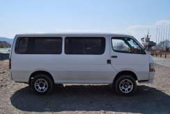 Услуги грузопассажирского микроавтобуса Toyota Hiace 4WD, г/п 1000кг.