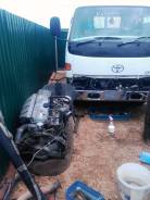 Двигатель в сборе. Toyota Dyna, BU102 Двигатель 15BF