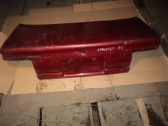 Крышка багажника. Toyota Sprinter, AE91