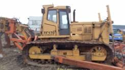 ЧТЗ. Трактор Болотоход ТГ-170Б.01-2