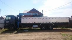 Hino Profia. Продается грузовик с манипулятором HINO Profia, 21 000 куб. см., 15 000 кг.