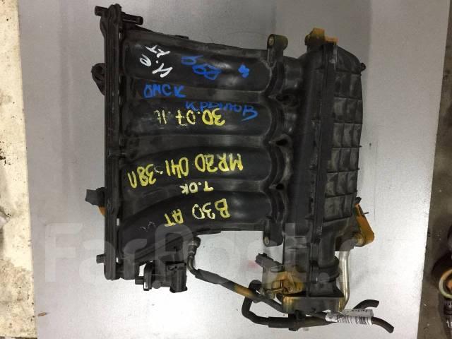Коллектор впускной. Nissan: Bluebird Sylphy, X-Trail, Serena, Dualis, Lafesta Двигатель MR20DE