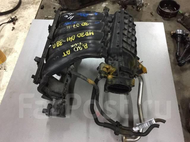 Коллектор впускной. Nissan: X-Trail, Bluebird Sylphy, Serena, Dualis, Lafesta Двигатель MR20DE
