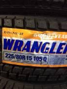 Goodyear Wrangler IP/N. Зимние, 2014 год, без износа, 4 шт