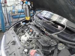 Аппаратная промывка форсунок (инжекторов) бензиновых двигателей.
