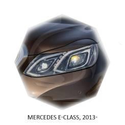 Накладка на фару. Mercedes-Benz E-Class, W212