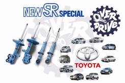 Амортизатор. Toyota: Corona Exiv, bB, Carina ED, Chaser, Mark II, Auris, Wish, Camry, Allex, Allion, Celica, Aristo, Caldina, Belta, Alphard Hybrid, C...