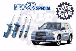 Амортизатор. Subaru Forester, SG5, SG, SG9 Двигатели: EJ202, EJ205