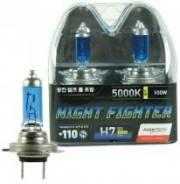 Лампа высокотемпературная H7 Avantech AB5007, комплект 2 шт