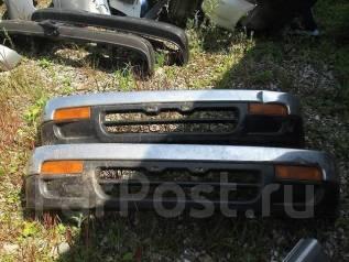 Бампер. Toyota Hilux Surf, KZN130G, KZN130W