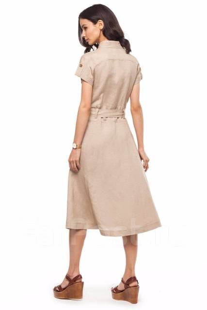 Платье сафари италия