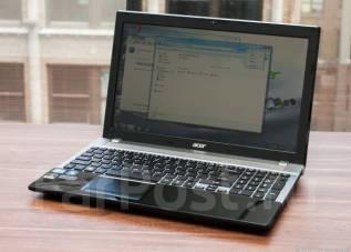 """Acer Aspire V3-571. 15.6"""", 2,5ГГц, ОЗУ 4096 Мб, диск 500 Гб, WiFi, Bluetooth, аккумулятор на 2 ч."""