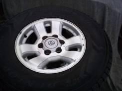 Продам колеса 275/70R16. 8.0x16 6x139.70 ET5 ЦО 110,0мм.