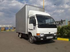 Nissan Atlas. мебельная будка, 2 700 куб. см., 1 500 кг.
