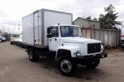 ГАЗ-33086 Земляк. , 4 800 куб. см., 4 000 кг.