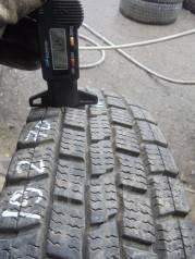 Dunlop DSV-01. Зимние, без шипов, 2010 год, износ: 10%, 2 шт. Под заказ