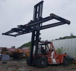 Kalmar. Вилочный Погрузчик DCD 320 Спредер, 227 куб. см., 32 000 кг.
