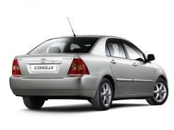 Toyota Corolla. ZZE120, 3ZZFE