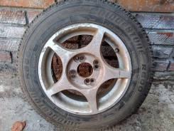 Bridgestone R600. Летние, износ: 30%, 1 шт