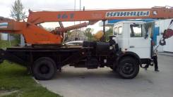 Клинцы КС-35719-5-02. Продам автокран, 16 000 кг., 18 м.